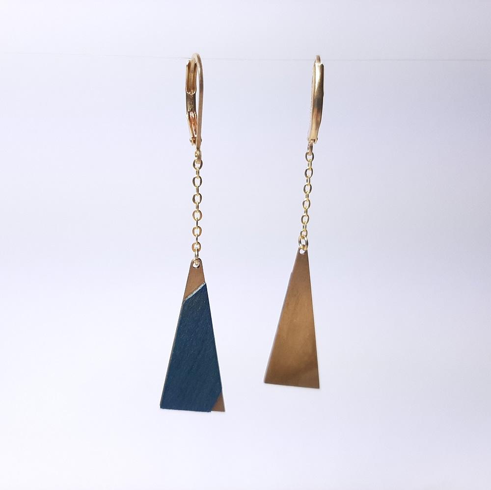 Naama – Sycomore teinté bleu