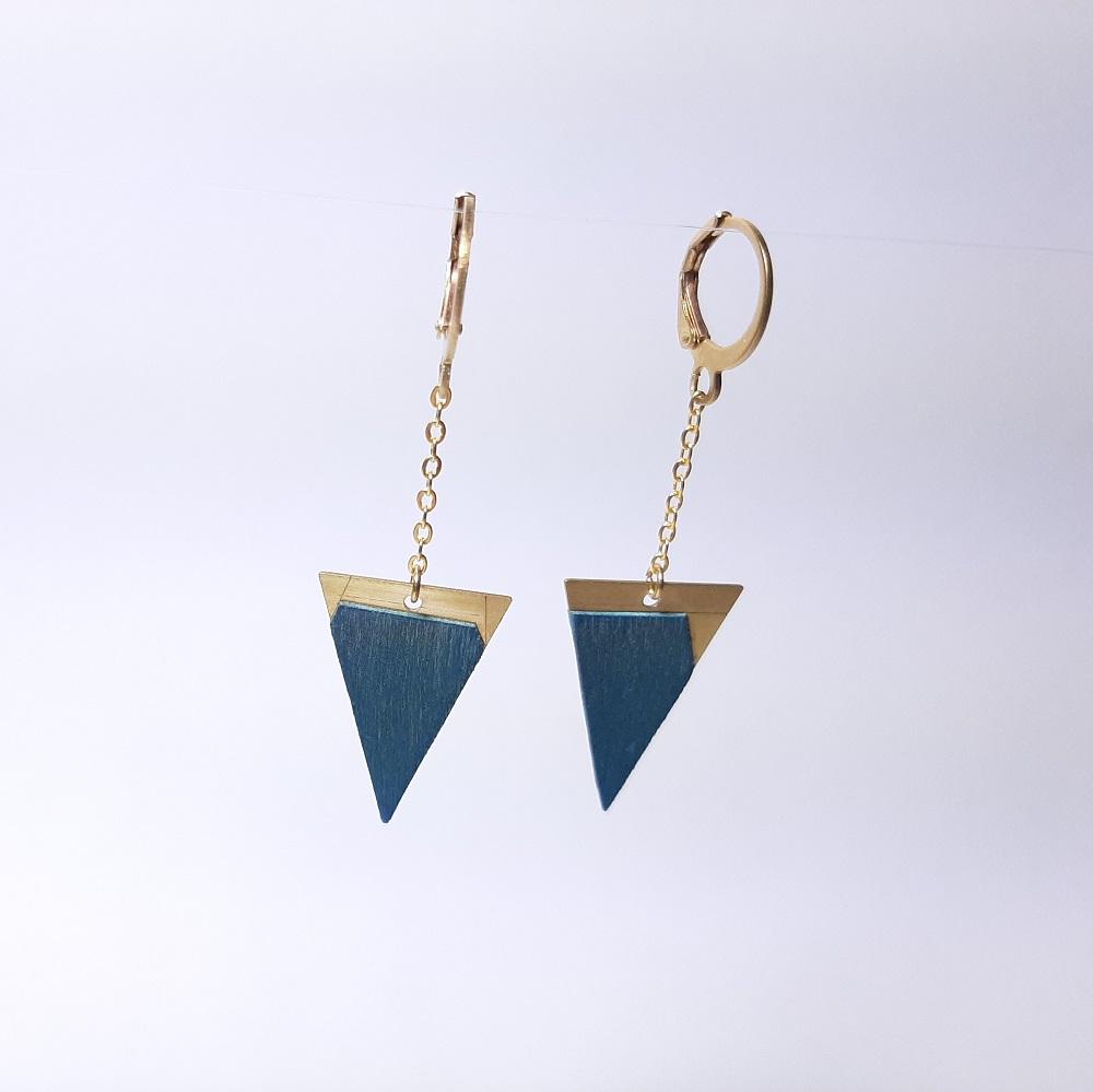 Lalie – Sycomore teinté bleu