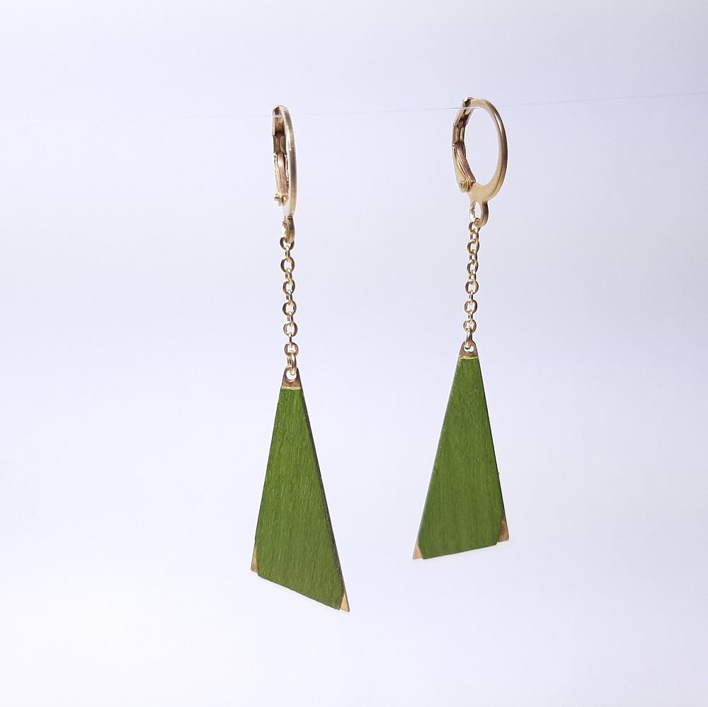 Naama – Sycomore teinté vert