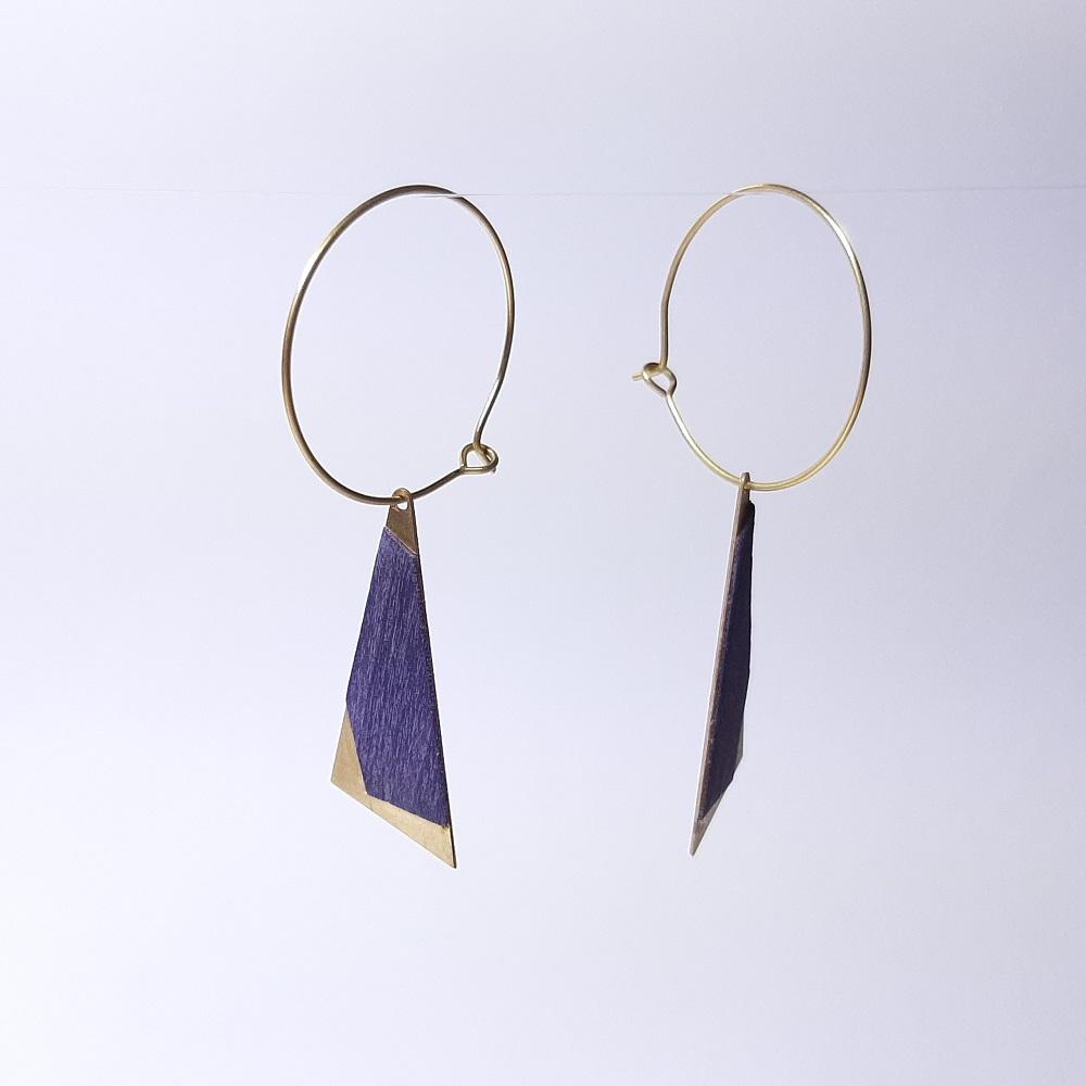 Naama – Tulipier teinté violet