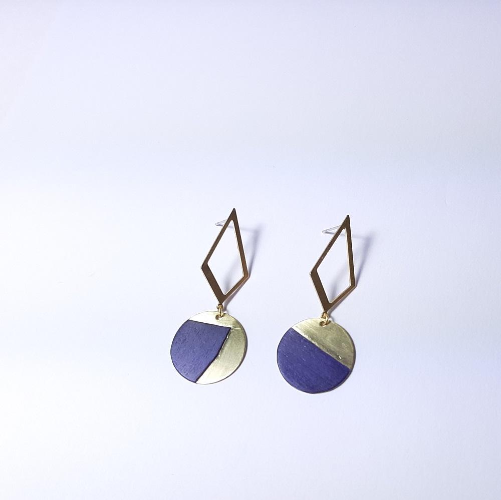 Dounia – Tulipier teinté violet